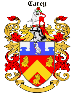 Keaghry family crest