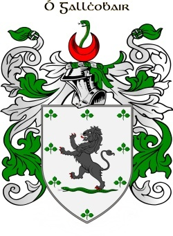 GALLAGHER family crest