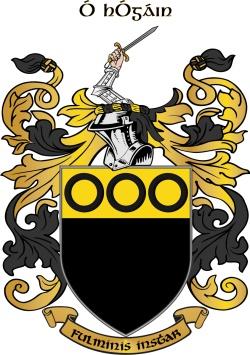 HOGAN family crest