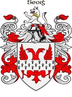 JOYCE family crest