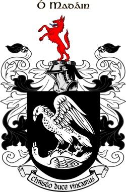 MADIGAN family crest