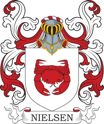 NIELSEN family crest