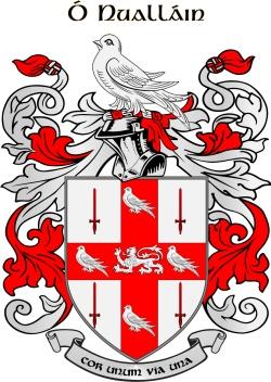 NOLAN family crest