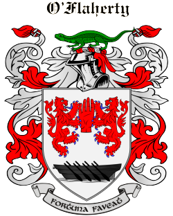 O'FLAHERTY family crest
